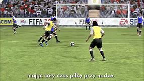 FIFA 10 tutorial #4: Drybling - wersja PL
