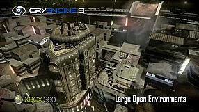 Crysis 2 prezentacja CryENGINE 3 #1