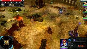 Warhammer 40,000: Dawn of War II The Last Stand - gameplay