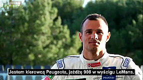Forza Motorsport 3 Stephane Sarrazin - wersja PL