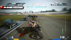 MotoGP 09/10 gameplay
