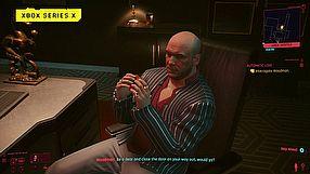 Cyberpunk 2077 gameplay z XOX/XSX