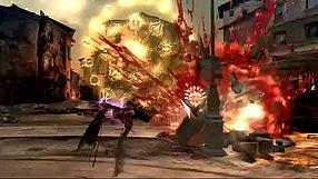 Bayonetta brutalne ciosy i moce magiczne