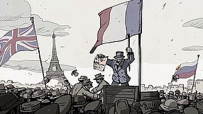Valiant Hearts: The Great War come back trailer (PL)