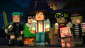 Minecraft: Story Mode - A Telltale Games Series - Season 1 trailer