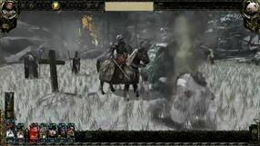 Disciples III: Wskrzeszenie - Hordy Nieumarłych gameplay #1