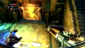 BioShock 2 elektryczna ręka