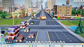 SimCity porównanie ustawień graficznych