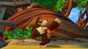 Donkey Kong Country: Tropical Freeze E3 2013 zwiastun rozgrywki
