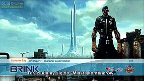 Brink gameplay #1 - wersja PL