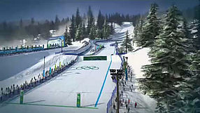 Vancouver 2010: The Official Video Game of the Olympic Winter Games trailer #1