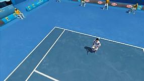 Grand Slam Tennis 2 zwiastun na premierę