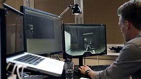Interstellar Marines prezentacja silnika gry