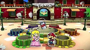 Paper Mario: Color Splash zwiastun #1
