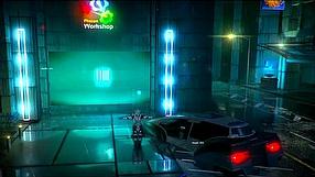 Satellite Reign technologia zastosowana w grze