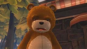 Naughty Bear teaser
