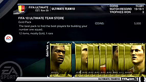 FIFA 10 Ultimate Team #2
