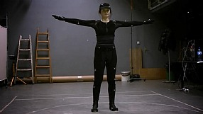 Uprising44: The Silent Shadows Mocap making off (PL)