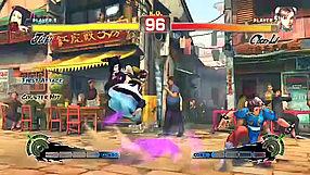 Super Street Fighter IV trailer #2