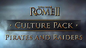 Total War: Rome II Pirates and Raiders DLC - trailer