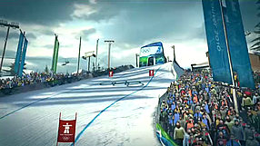 Vancouver 2010: The Official Video Game of the Olympic Winter Games trailer #2