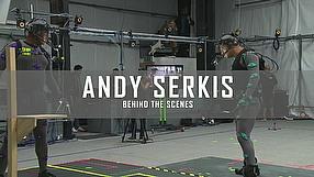 Squadron 42 kulisy produkcji - Andy Serkis