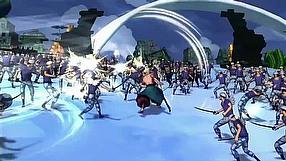 One Piece: Pirate Warriors 2 trailer #1