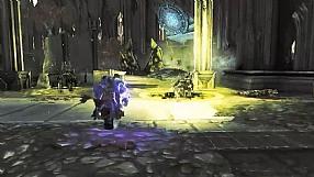 Darksiders II styl walki