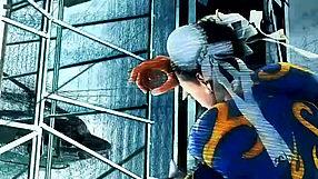 Super Street Fighter IV Jurivs vs Chun Li