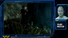 Aliens vs Predator Z dziennika dewelopera #1