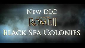 Total War: Rome II Black Sea Colonies DLC - trailer