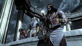 God of War III zwiastun na premierę