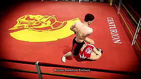 EA Sports MMA gameplay