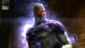 Injustice: Gods Among Us zwiastun DLC: Martian Manhunter
