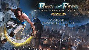 Prince of Persia: Piaski Czasu Remake zwiastun #1