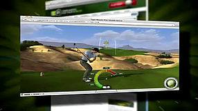 Tiger Woods PGA Tour Online zwiastun na premierę