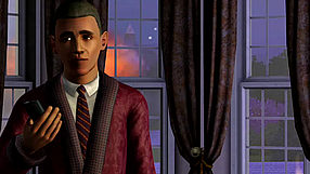 The Sims 3: Kariera Iron Sim