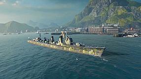World of Warships dziennik dewelopera - silnik gry (PL)