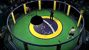 EA Sports MMA E3 2010