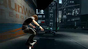 Shaun White Skateboarding E3 2010 - gameplay