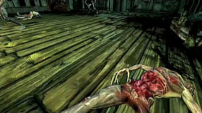 Splatterhouse gameplay 2/3