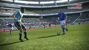 Pro Evolution Soccer 2011 cechy gry
