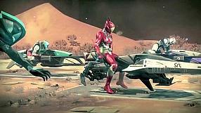 Destiny: The Taken King PSX 2015 - Sparrow Racing League