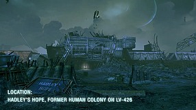 Aliens: Colonial Marines trailer koncepcyjny