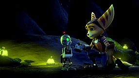 Ratchet & Clank PSX 2015 - gameplay