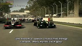 F1 2010 Z dziennika dewelopera #5 - wersja PL
