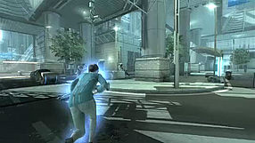 Mindjack gameplay