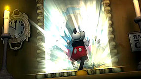 Epic Mickey Full Intro