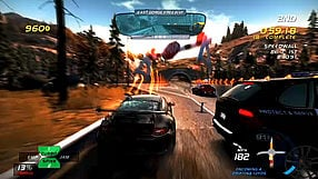 Need For Speed: Hot Pursuit gamescom 2010 - gameplay