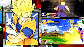 Dragon Ball Z: Tenkaichi Tag Team gamescom 2010